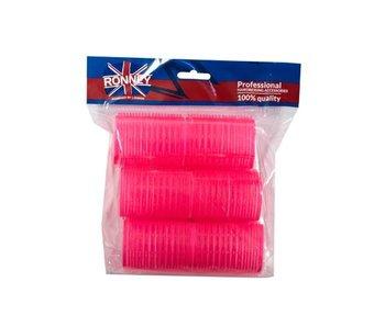 RONNEY Velcro Rollers Roze  44mm