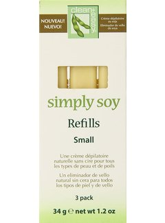Clean + Easy Simply Soy Wax Refills Small 3 Pack
