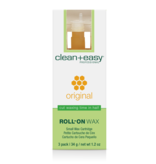 Clean + Easy Original Roll-on Wax 3 pack - Small