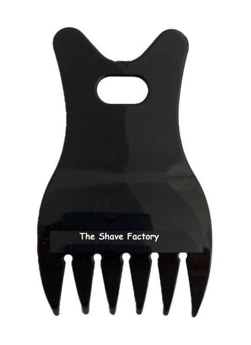 The Shave Factory Styler Comb 042