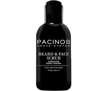 PACINOS Beard en Face Scrub 118ml