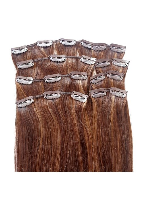 KILLON Extensions Killon Clip-in Extension 100% echt haar 50cm
