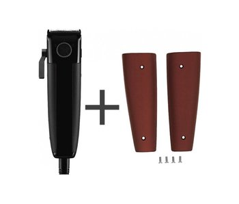Red Deer Barber Clipper No1 Leather Design