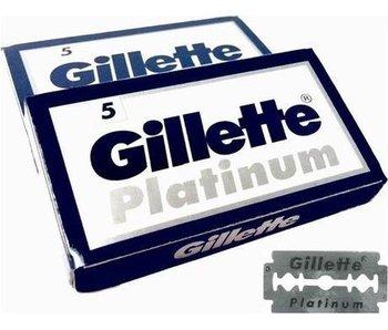 Gillette  Platinum Blades.  Los Pakje met 5 Mesjes