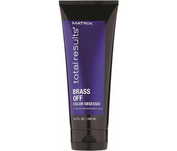 Matrix Brass Off Masker 200ml