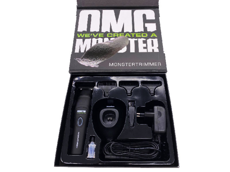 Monster Clippers Monster Trimmer + Free Monster Care Pack
