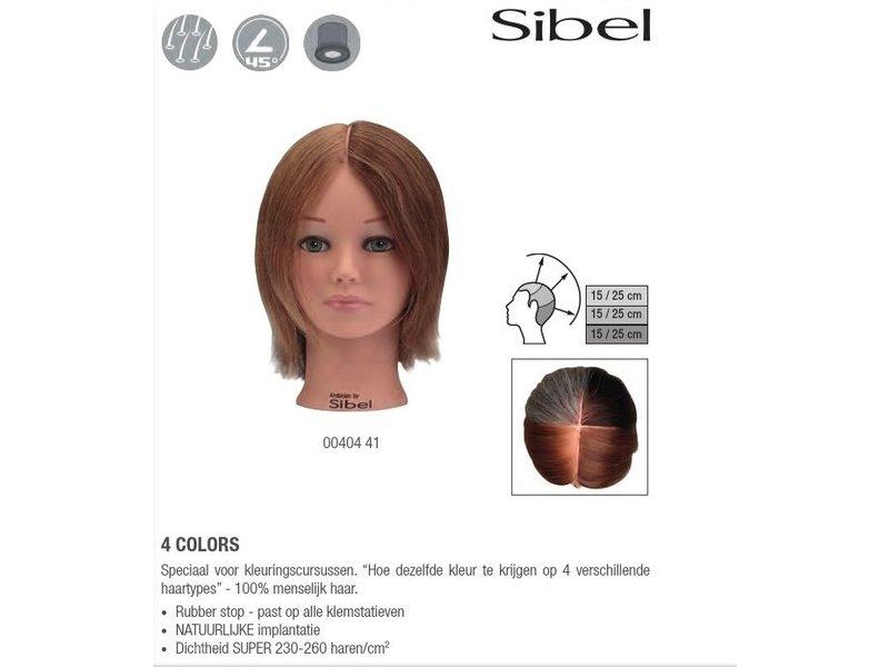 Sibel Oefenhoofd Selina 4 Colours