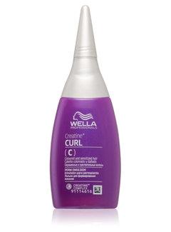 Wella Creatine + Curl (C) Perm Emulsion 75ml