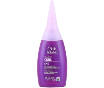 Wella Creatine + Curl (N) Perm Emulsion 75ml