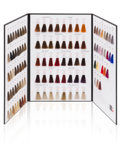 KIS KeraCream Color Kleurenkaart
