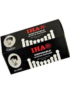 The Shave Factory Bloedstelpende Sticks 24 Pakjes