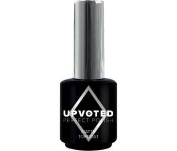 Upvoted Upvoted Matte Topcoat