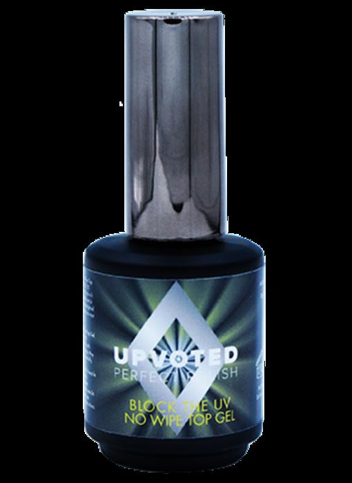 Upvoted Block The UV No Wipe Top gel