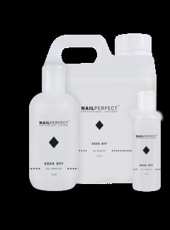Nail Perfect Soak Off Gel Remover