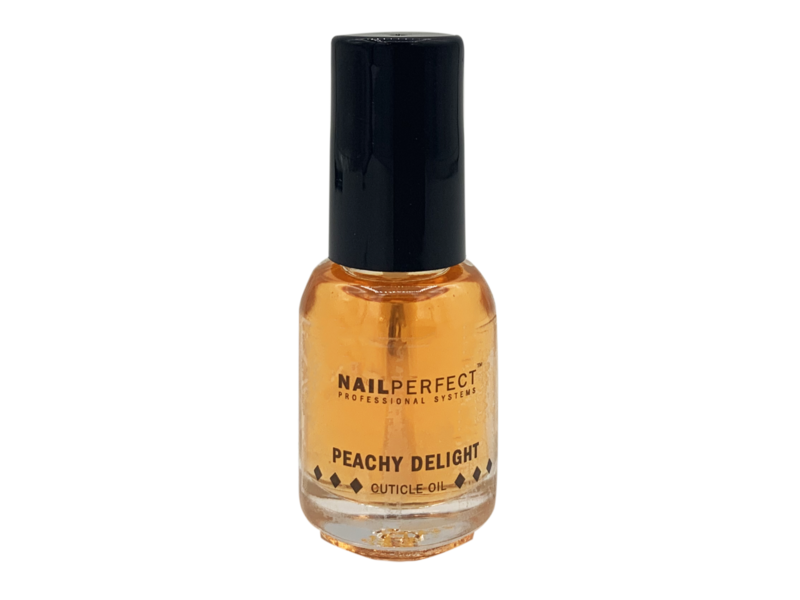 Nail Perfect Cuticle Oil Peachy Delight
