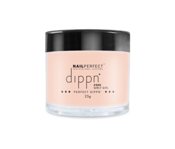 Nail Perfect Dippn Powder #008 Girly Girl