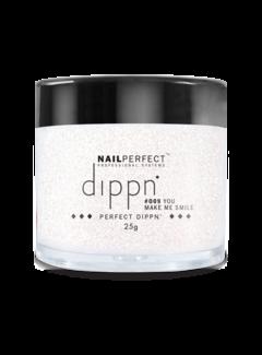 Nail Perfect Dippn Powder #009 You Make Me Smile