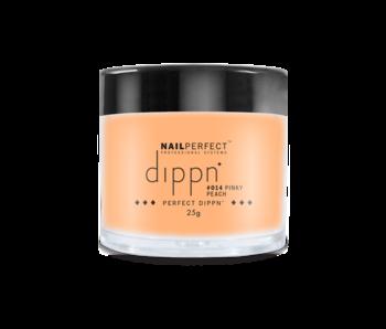 Nail Perfect Dippn Powder #014 Pinky Peach