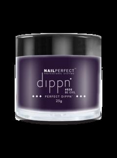 Nail Perfect Dippn Powder #036 Be Evil