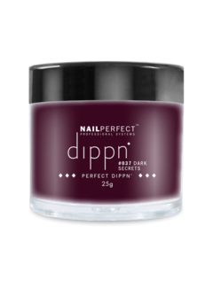 Nail Perfect Dippn Powder #037 Dark Secrets