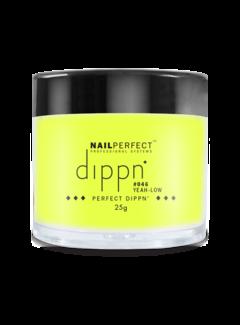 Nail Perfect Dippn Powder #046 Yeah-Low