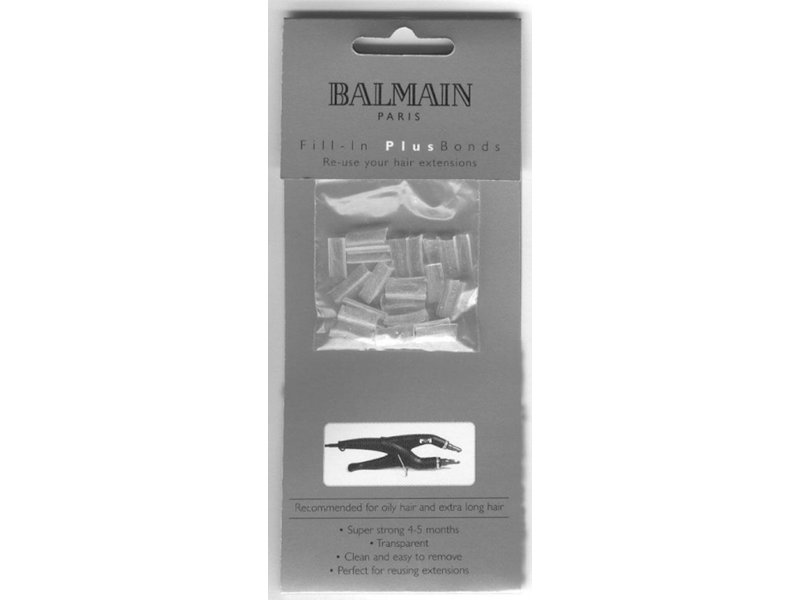 Balmain Plus bonds Fill-in