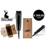 Red Deer Barber Clipper 2-Pack