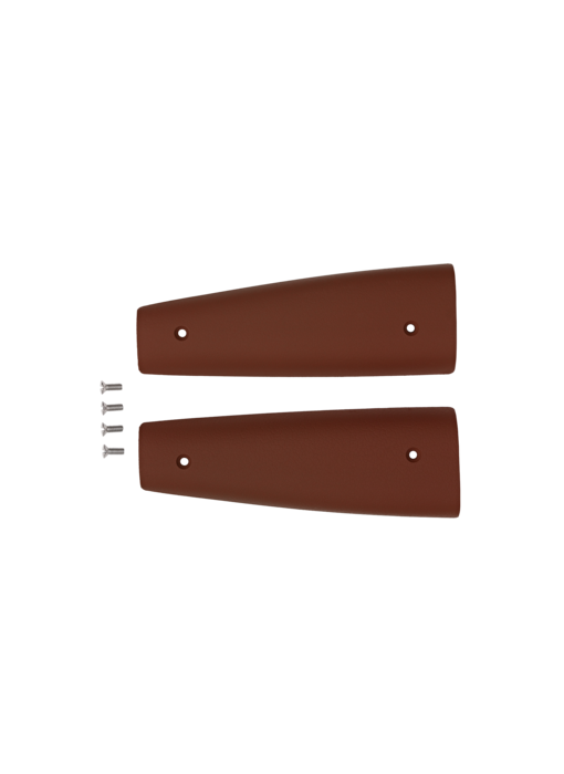Red Deer Sidewings Leather Touch