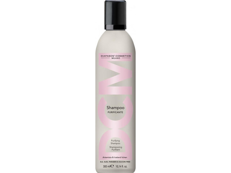 DCM Purifying shampoo 300 ml