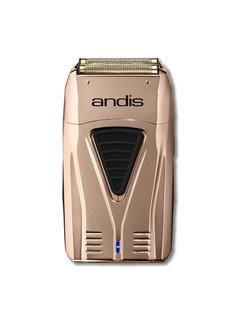 Andis TS-1 Profoil Shaver Copper