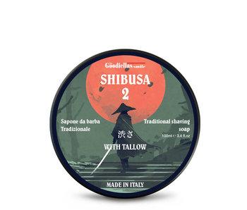 The Goodfellas Smile Scheerzeep - Shibusa 2 - 100ml