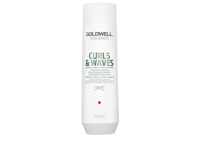 Goldwell Dualsenses Curls & Waves Hydrating Shampoo 250ml