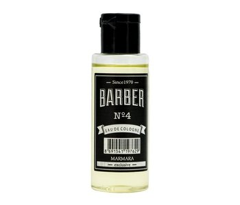 MARMARA BARBER Cologne DELUXE NO 4 -  50ml Mini