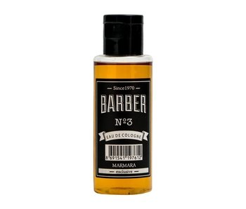 MARMARA BARBER Cologne DELUXE NO 3 -  50ml Mini