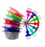 Sibel Mix & Match VERFSET 14-Delig