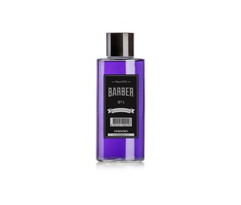 MARMARA BARBER Cologne NO1 Paars 250ml Glass Bottle