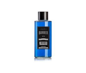 MARMARA BARBER Cologne NO2 Blauw 250ml Glass Bottle