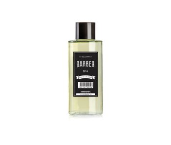 MARMARA BARBER Cologne NO4. 250ml Glass Bottle