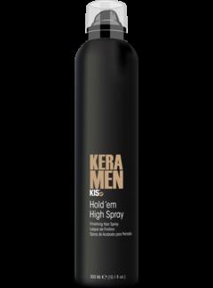 KIS KeraMen Hold'em High Spray 300ml