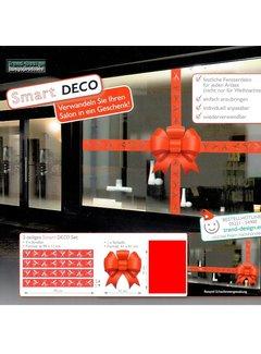 Trend Design Smart Deco Set Raam Sticker