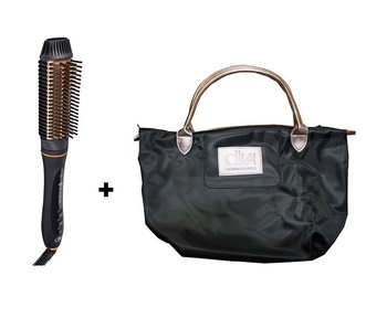 Diva Straight & Style Speed Brush Pro  inc Diva Bag