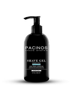 PACINOS Shave Gel Cooling 236ml