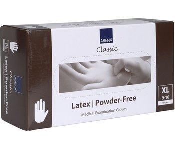 Abena Latex Handschoenen Maat XL Poedervrij