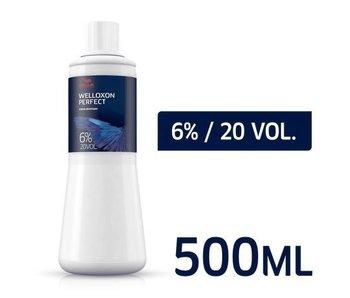 Wella Welloxon Perfect Oxidatie Creme 6% - 500ml