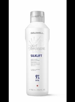 Goldwell Silklift Conditioning Cream Developer 9% - 750 ml