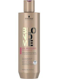 Schwarzkopf Blondme All Blondes  Rich Shampoo 300ml