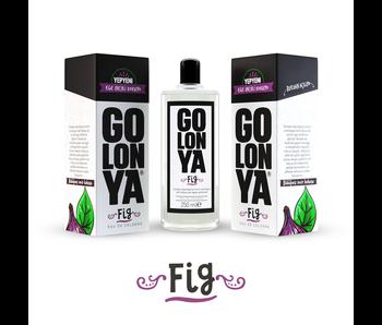 Golonya Eau de Cologne Fig 250ml Glass Bottle