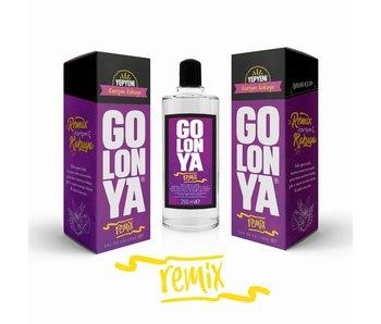Golonya Eau de Cologne Remix 250ml Glass Bottle