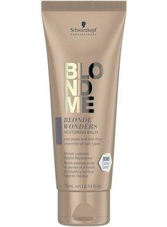 Schwarzkopf BlondME Blonde Wonders Restoring Balm 75ml