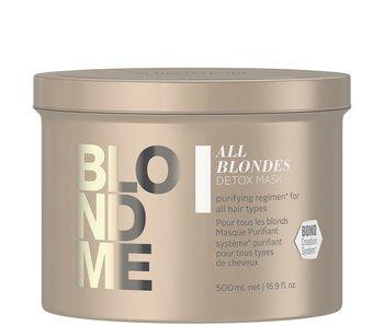 Schwarzkopf BlondME All Blondes Detox Mask 500ml